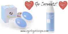 """""""LATHER has some delicious coconut bath and body products that need to be put on your radar."""" - A Girl's Gotta Spa"""