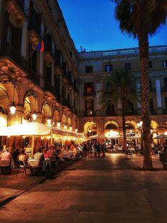 Plaça Reale