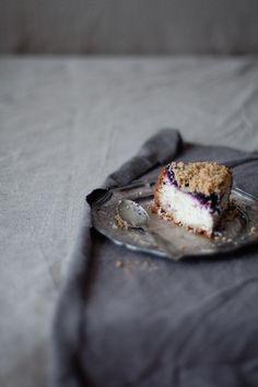 ... cheesecake ...  recipe: http://www.purevege.com/2011/11/baked-cheesecake.html