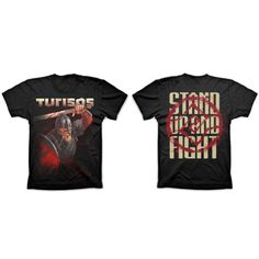 Turisas Stand Up And Fight Tee