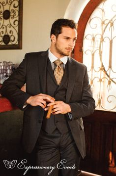 Great Gatsby Men Fashion- handsome~