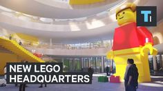 New Lego headquarters design in Denmark looks amazing