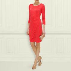 Sarah Jersey Dress | Dresses | Clothing | LKBennett