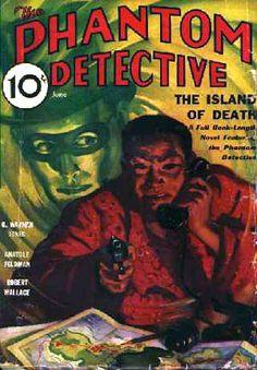 The Phantom Detective - Wikipedia