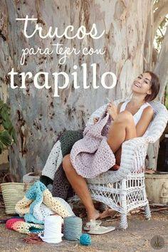 Trucos - TACHUELAS DIY & CO: TRAPILLO: Guía para iniciarse en la labor DIY más sostenible