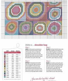 AMIGAS Y PUNTO DE CRUZ (pág. 2197) | Aprender manualidades es facilisimo.com