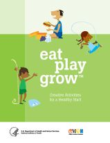 The EatPlayGrow curriculum combines the latest science and research from the NIH with CMOM's creative educational approach to teach children ages 2-5 and their parents how to make healthy nutrition and physical activity choices.