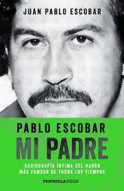 Mis libros pdf: Pablo Escobar mi padre