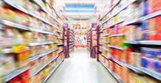 Mieux vaut éviter certains rayons des supermarchés pour ne pas être tenté. ©…