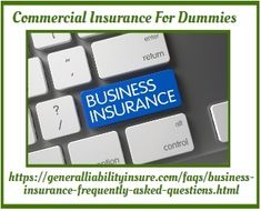 Read Business Insurance Frequently Asked Questions to get answers to commonly asked commercial insurance questions including: How do I choose the right business insurance? How can I save money on small business insurance? Insurance Quotes, Car Insurance, Small Business Insurance, Professional Liability, Umbrella Insurance, Workers Compensation Insurance, General Liability, Automotive Sales, Commercial Insurance