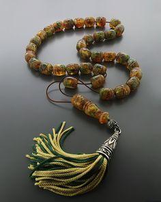 Κομπολόι από Κεχριμπάρι