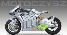 Motoczysz electric racer designed and built right here in Portland Oregon