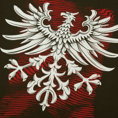 Coat Of Arms, Rooster, Wings, Geek Stuff, Polish, Empire, Travel, Poland, Historia
