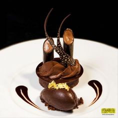 Decadent chocolate