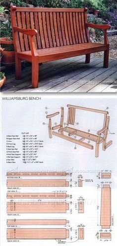 Lounge chair plans Garden stuff Pinterest Chaise lounges and