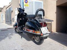 Lml Vespa, Scooters, Motorcycle, Vehicles, Biking, Motorcycles, Mopeds, Motorbikes, Engine