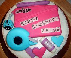 smiggle cake!!!!