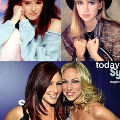 Tiffany and Debbie Gibson!!!