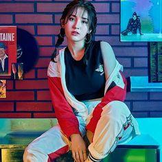 barı meşur eden sensin biz ilgilenmiyoruz dear South Korean Girls, Korean Girl Groups, Wonder Girls Members, Teen Celebrities, Jeon Somi, Cute Korean, Ulzzang Girl, K Idols, Korean Singer