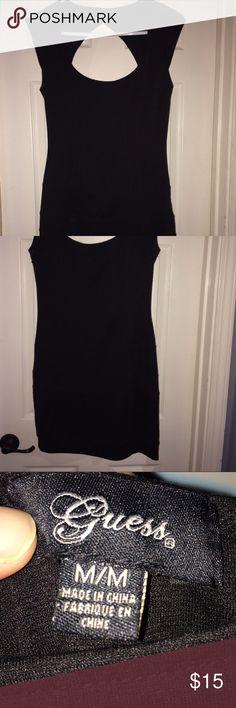 Little Black Dress Gently used black dress Guess Dresses Mini