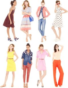 Want every outfit!!