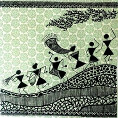 warli art - Google Search