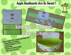 Apple Headbands