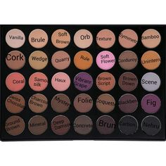 Morphe 35N Mac dupes; Glad I got this Palette. Morphe is ON TOP! Their color blend so well.