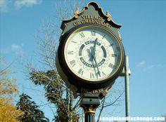 Greenport Clock