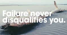 Failure never disqualifies you. In fact, it qualifies you. Creativity Quotes, Malm, Guy Names, Christian Faith, Me Quotes, Prayers, Inspirational Quotes, Life Coach Quotes, Ego Quotes
