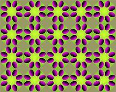 spinning #illusion by Akiyoshi Kitaoka