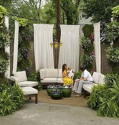 backyard wedding ideas on a budget | off just around the corner i'm trying to brainstorm low budget ideas ...