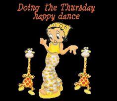 Betty Boop -Thursday