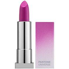 Radiant Orchid Beauty @Lola McGinnis #ColorOfTheYear, Radiant Rush Matte Lipstick from Sephora + Pantone Universe