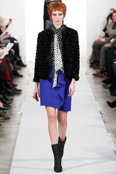 Oscar de la Renta | Fall 2014 Ready-to-Wear Collection | Style.com
