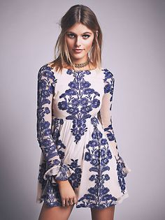 FP Limited Edition Kristal's Limited Edition Holiday Dress at Free People Clothing Boutique