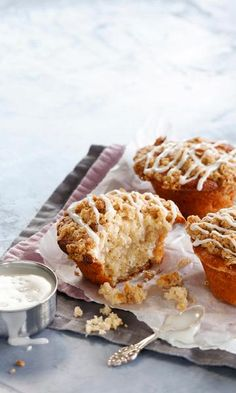Apple Pie, Food Inspiration, Camembert Cheese, Waffles, Sweet Tooth, Muffins, Good Food, Fun Food, Food And Drink