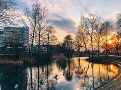 Klagenfurt, Carinthia, Visit Austria, Celestial, Sunset, Photos, Outdoor, Outdoors, Pictures