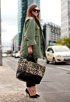 Streetstyles ✈ Fashion-Trends bei News & Style