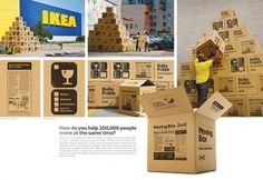 IKEA Moving Day | Quebec, CANADA | 2011