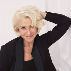 We are delighted that Dame Helen Mirren is our new L'Oréal Paris Ambassador! #WorthIt