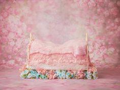 Princess Baby Born Bed
