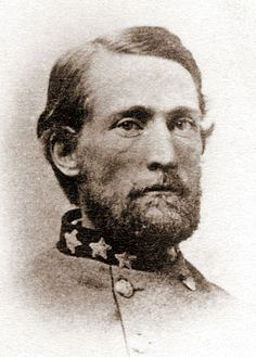"""John Singleton Mosby (1833 – 1916) Confederate Cavalry  Commander whose raids against the Union Army in Northern Virginia earned him the badass moniker """"The Gray Ghost.""""  He was renowned for his bravery, daring attacks and lightning-fast tactics on horseback and led a partisan campaign against Northern forces in Northern and Central Virginia.  After the Civil War ended Mosby served as Consul to Hong Kong under the administration of President U.S Grant."""