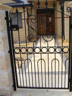 We are premium suppliers of Wrought Iron Gates Perth. We also have the elegant collection of Wrought Iron Driveway Gates. All our gates capture the classic elegance of Wrought Iron Gate designs and come in affordable prices.