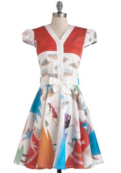 Although I believe this dress certainly can't be worth $365, I cannot deny how utterly adorable it is.