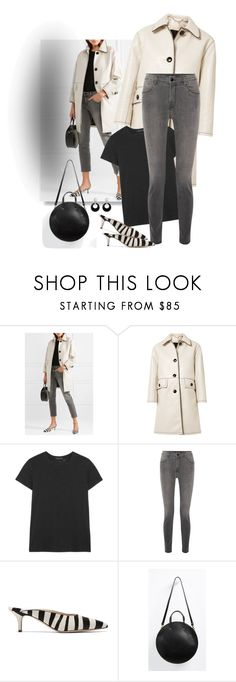 """"""".........."""" by svetlanachanturiya ❤ liked on Polyvore featuring Marc Jacobs, ATM by Anthony Thomas Melillo, J Brand, Gianvito Rossi and Clare V."""