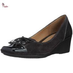 Chaussures pour femme, couleur noir, marque Geox, Modelo
