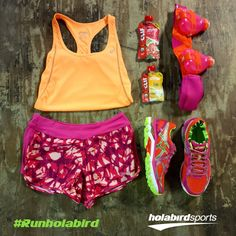 Holabird Sports #OutfitOfTheDay Color coordinating just got simpler with the help of ASICS. Mix and match your favorite #colorways here at Holabird Sports.   #Runholabird #Asics #AsicsRunning #Running #Runningshoes #GT20003 #Fitness #RunningGear #FuelBelt #ClifBar #OOTD