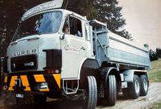 Heavy Duty Trucks, Rigs, Techno, Transportation, Track, Europe, Classic, Vintage, Bern