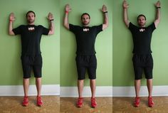 Stretches and Exercises For Good Posture